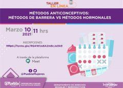 Inicia temporada de talleres de salud sexual por el Ayuntamiento de Puebla