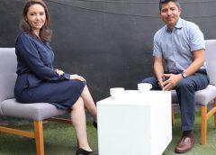 Paola Angon y Eduardo Rivera trabajarán por el desarrollo de la Zona Metropolitana