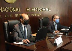 Comienzan cómputos distritales en el INE Puebla