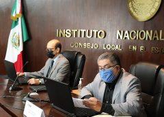 INE Puebla entrega constancias de mayoría a diputadas y diputados federales electos