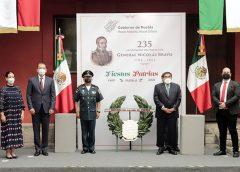 Cuenta México con las condiciones para ser una gran patria: Carvajal